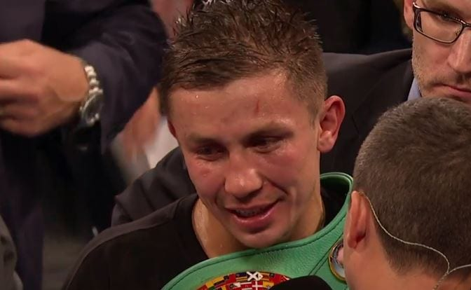 Golovkin Super Middleweight Move Something He's Open To